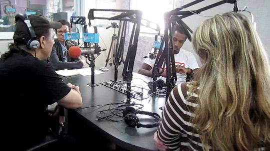 The Bahamian Project On 'Bush Tea' Radio Show
