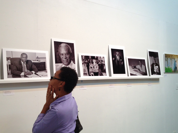Exhibition of New Portraits