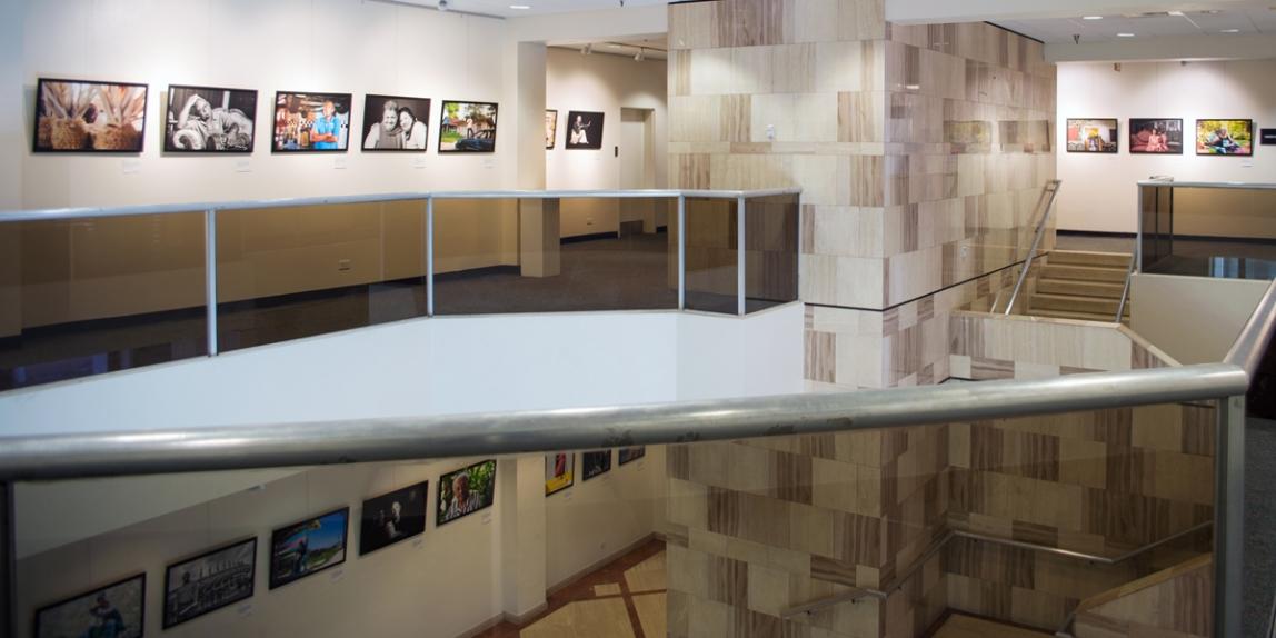 Bahamian Project exhibition